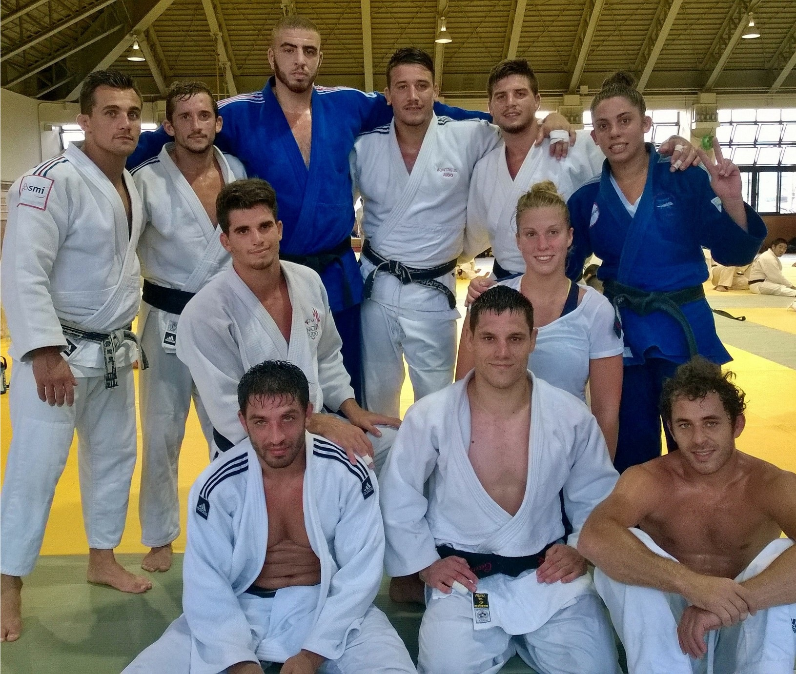 RSCM Judo - StageRSCM Judo  Japon 2015