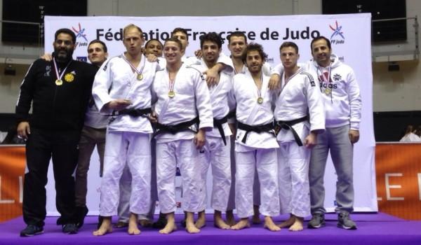 RSCM Judo - 1ere équipe_1