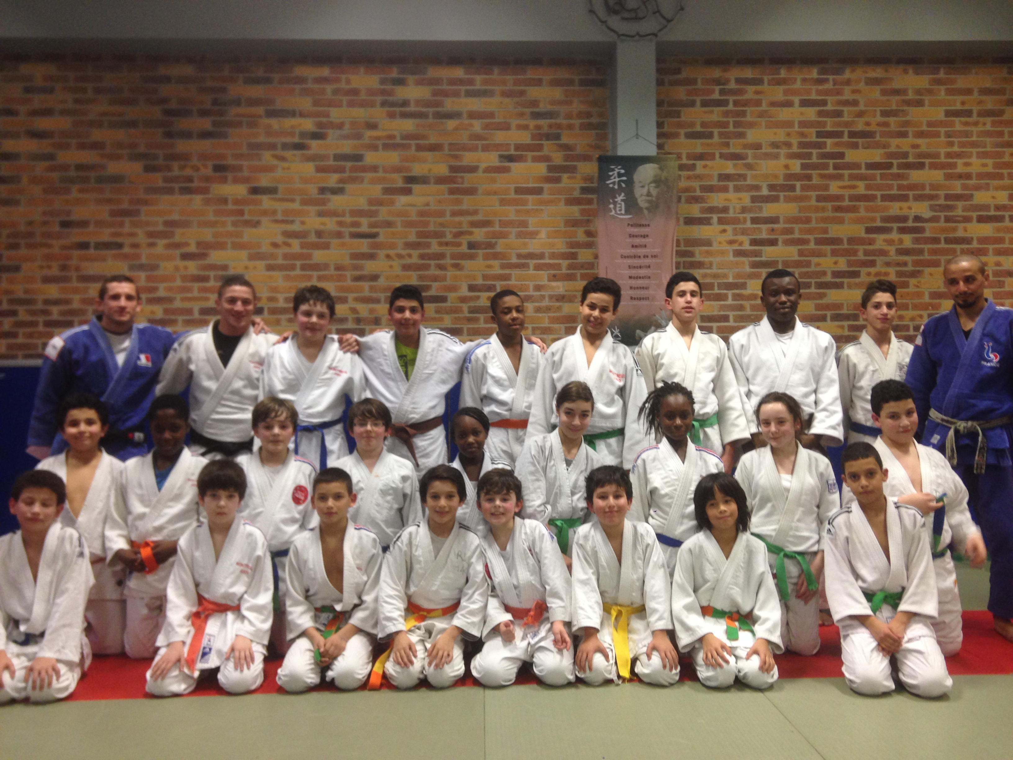 club judo montreuil 93100